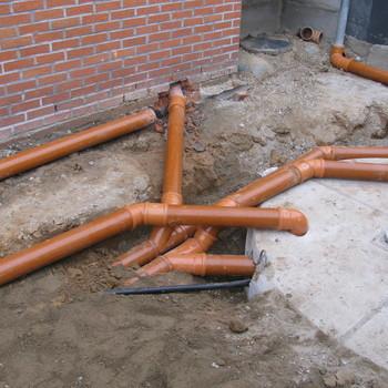 Tuinconstruct - Rioleringswerken